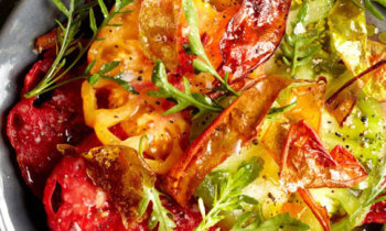 Menu végétarien de la semaine – 5 juin 2017
