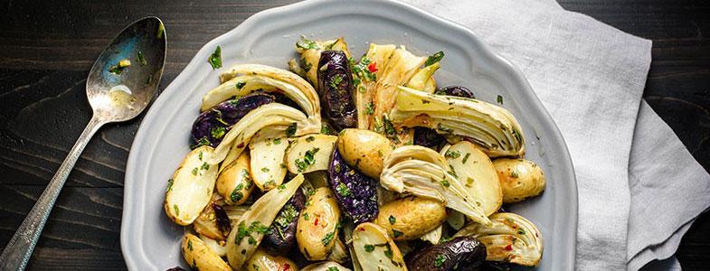 Menu végétarien de la semaine - 4 septembre 2017