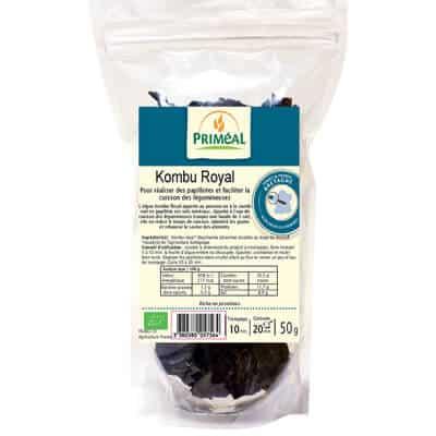 kombu royal algue - produit végétarien