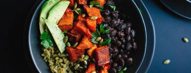 Menu végétarien de la semaine - 30 octobre 2017