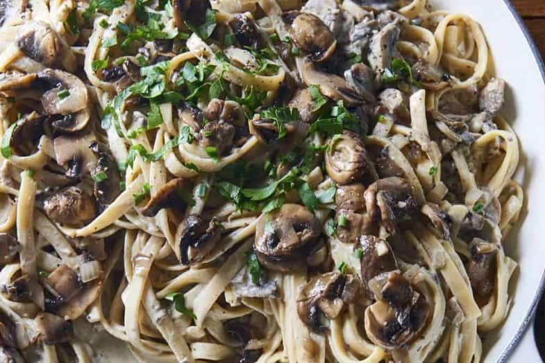 recette-vegan-champignons-stroganoff