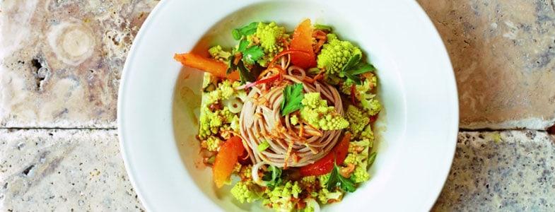 Menu végétarien de la semaine - 13 novembre