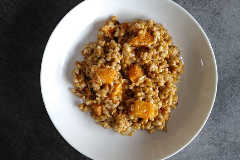 recette-vegetarienne-risotto-epeautre-courge