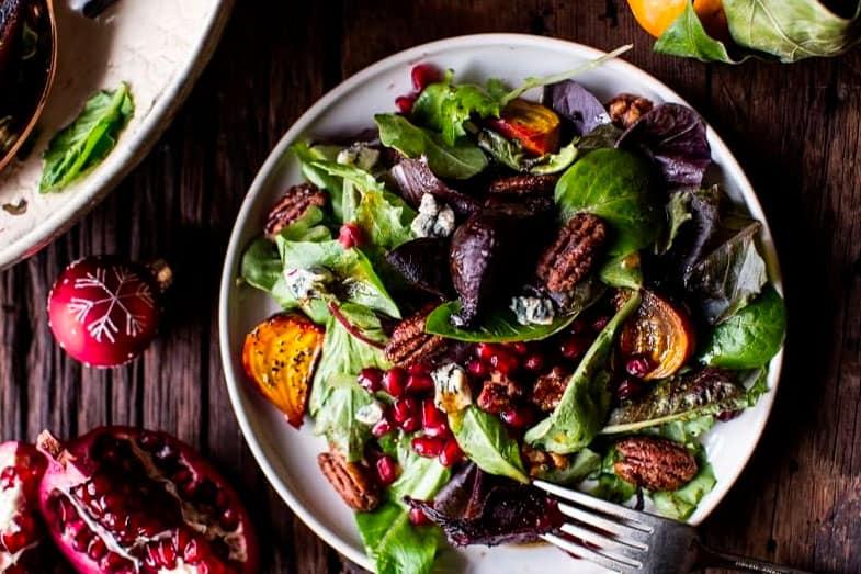 recette-vegetarienne-salade-betteraves-grenades-pecan