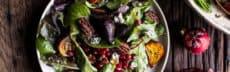 salade entrée noel betterave pecan