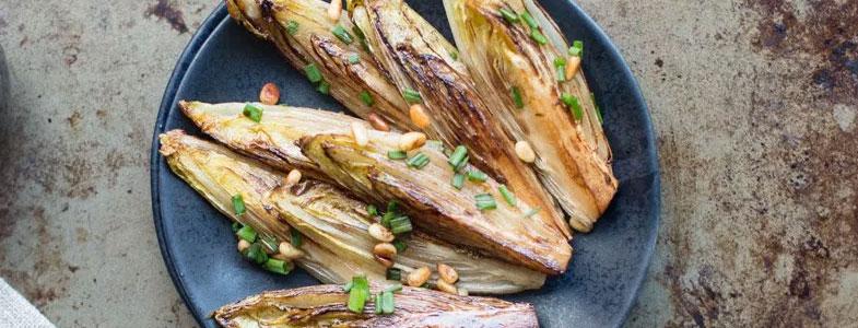 recette vegetarienne endives braisees balsamique