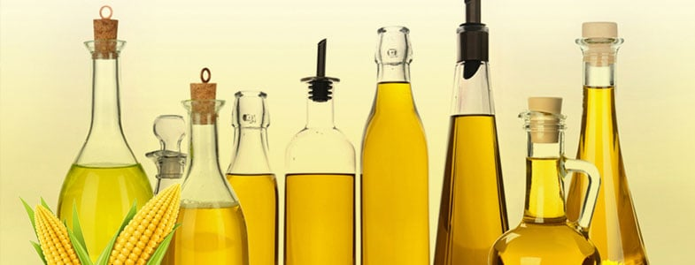 huiles vegetales alimentaires