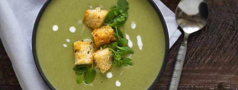 recette vegetarienne soupe oseille