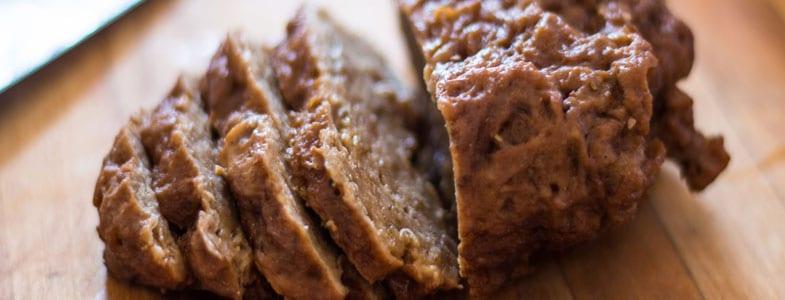 Steaks de seitan