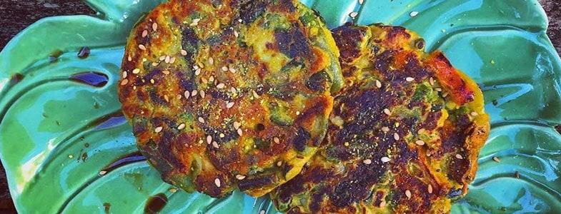 Veggie Buchimgae