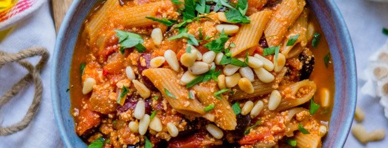 recette vegetarienne one pot pasta haricots rouges