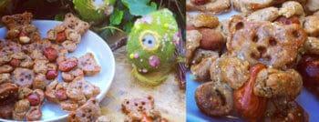 recette vegan sables ourson