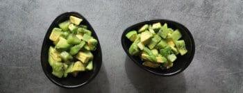 recette vegetarienne tartare avocat kiwi