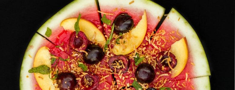Menu végétarien . Semaine du 15 juin 2020
