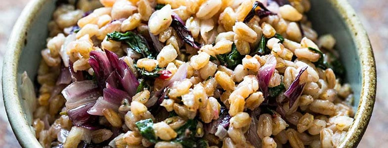 recette-vegetarienne-epeautre-blette-radiccio