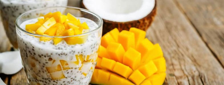 recette-vegetarienne-pudding-chia-mangue