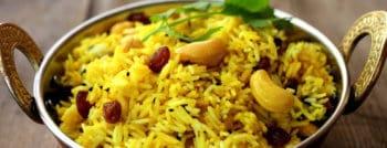 recette vegetarienne riz curcuma noix cajou