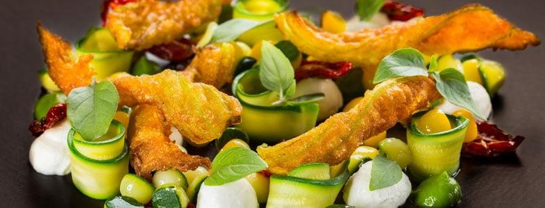 Menu végétarien – Semaine du 28 mai 2018