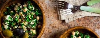 recette-vegetarienne-aubergines-grillees-pois-chiches