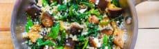 recette-vegetarienne-aubergines-roties-quinoa-epinards-feta