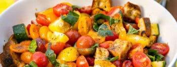 recette-vegetarienne-panzanella