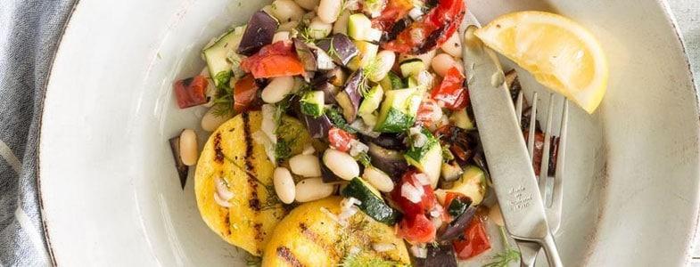 recette-vegetarienne-polenta-salsa-courgette