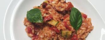 recette-vegetarienne-risotto-legumes-grilles