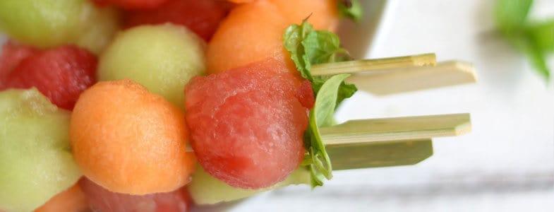 recette-vegetarienne-brochettes-melon-pasteque