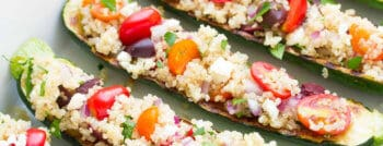 recette-vegetarienne-courgettes-farcies-grecque