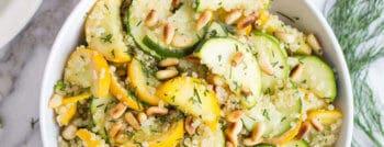 recette-vegetarienne-quinoa-courgettes-pignons
