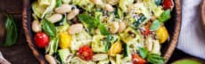 recette-vegetarienne-salade-haricots-blancs-legumes-grilles