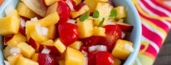 recette-vegetarienne-salade-tomates-peches