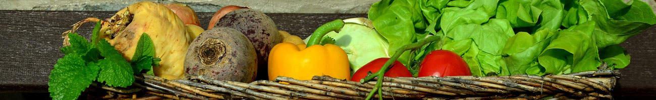 Vos menus végétariens personnels