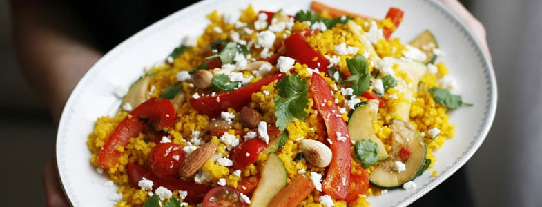 recette-vegetarienne-boulgour-safran-legumes