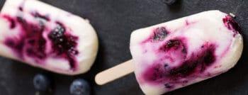 recette-vegetarienne-glace-yaourt-myrtilles