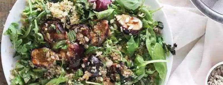 Quinoa aux figues