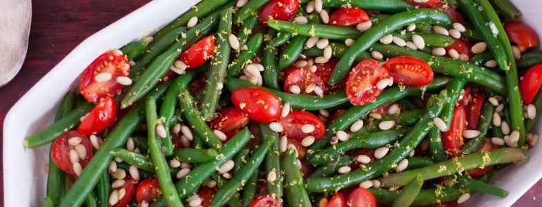 recette-vegetarienne-salade-tomates-haricots-verts