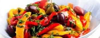 regette-vegetarienne-poivrons-marines-olives