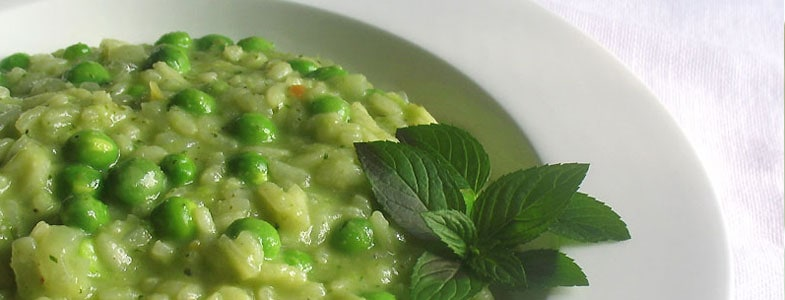 recette-vegetarienne-risotto-petits-pois