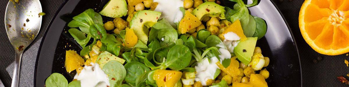 Menus végétariens complets pour la semaine