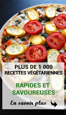 Recettes Vegetariennes Faciles Rapides Pas Cheres