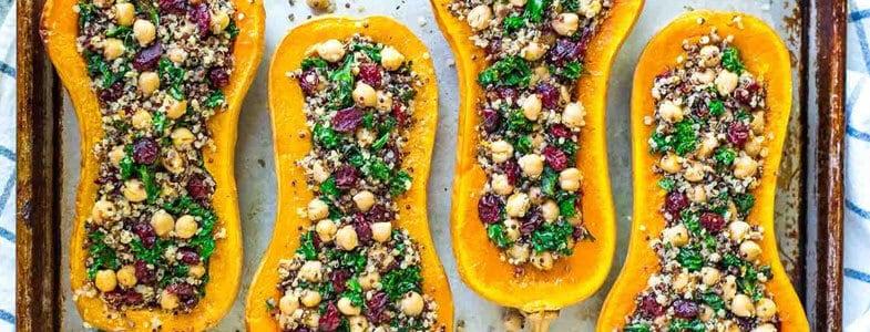 Menu végétarien - Semaine du 1er octobre