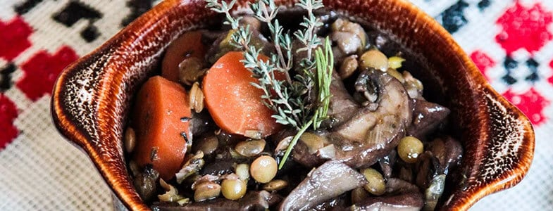 Lentilles bourguignon