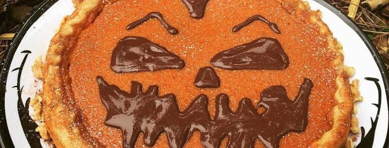 Tarte Halloween