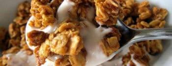 recette-vegetarienne-yaourt-granola