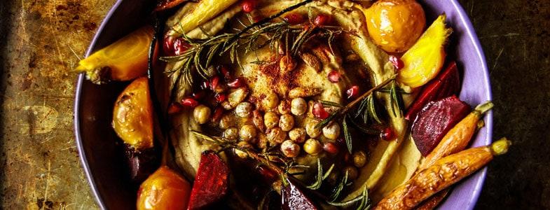 Menus végétariens - Semaine du 10 décembre 2018