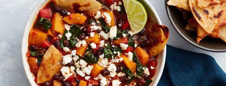 recette-vegetarienne-chili-hiver-courge