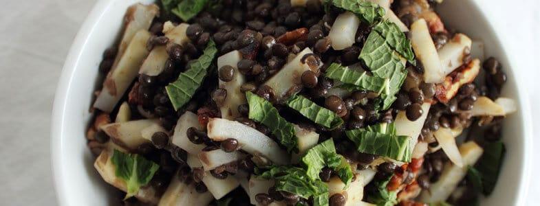 recette-vegetarienne-lentilles-beluga-celeri