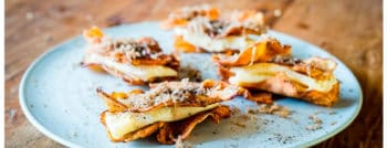 recette-vegetarienne-topinambour-brie-truffe