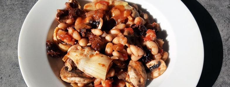 recette-vegetarienne-haricots-blancs-artichauts